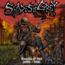 SHADES OF GREY - Sounds Of War 1988-1991 CD
