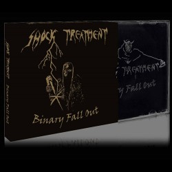 SHOCK TREATMENT - Binary Fall Out CD