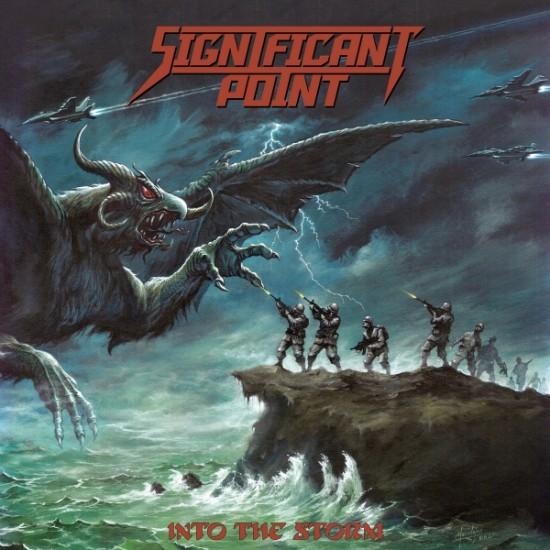 SIGNIFICANT POINT - Into The Storm Black Vinyl LP