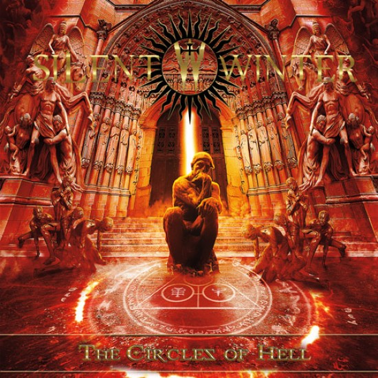 SILENT WINTER - The Circles Of Hell CD