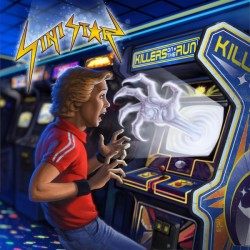 SINISTAR - Killers On The Run  CD