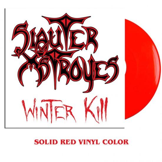 SLAUTER XSTROYES - Winter Kill Vinyl LP (2nd Press)
