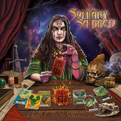 SOLITARY SABRED - By Fire & Brimstone