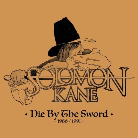 SOLOMON KANE - Die By The Sword 1986 / 1991 CD
