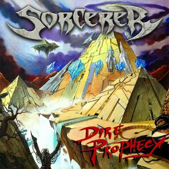 SORCERER - Dire Prophecy CD