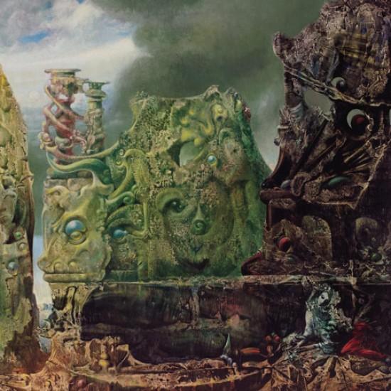 SPELL - Opulent Decay (Clear Vinyl) LP