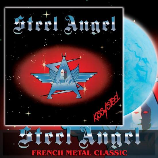 STEEL ANGEL - Kiss Of Steel Vinyl LP