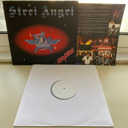 STEEL ANGEL - Kiss Of Steel Vinyl (TEST PRESS)