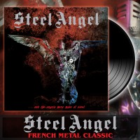 STEEL ANGEL - ...And The Angels Were Made Of Steel Vinyl (Pre-Order)