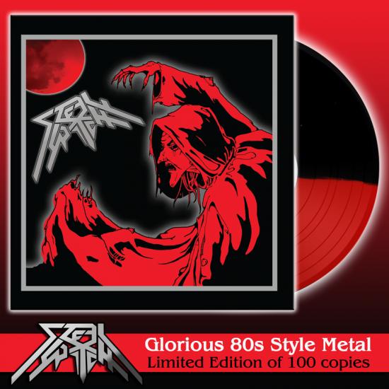 STEELWITCH - Steelwitch Vinyl MLP