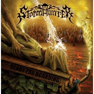 STORMHUNTER - Ready For Boarding CD