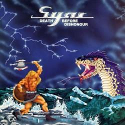 SYAR - Death Before Dishonour (Black Vinyl) LP