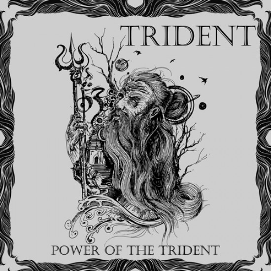 TRIDENT - Power Of The Trident CD