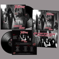 TANTRUM - Trenton City Murders Black Vinyl
