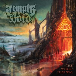 TEMPLE OF VOID - The World That Was CD