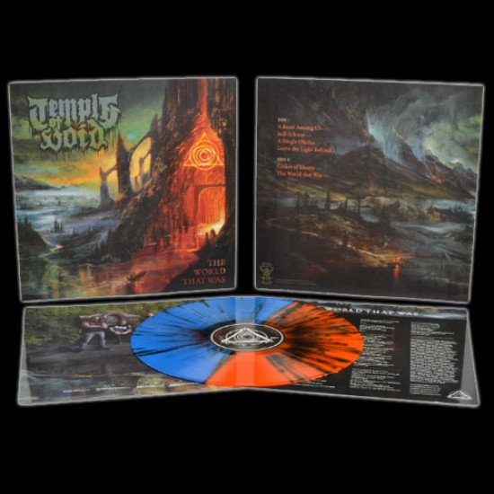 TEMPLE OF VOID - The World That Was Vinyl LP