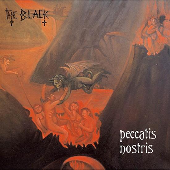 THE BLACK - Peccatis Nostris / Capistrani Pugnator CD