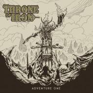 THRONE OF IRON - Adventure One CD