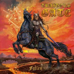 TRAITORS GATE - Fallen CD