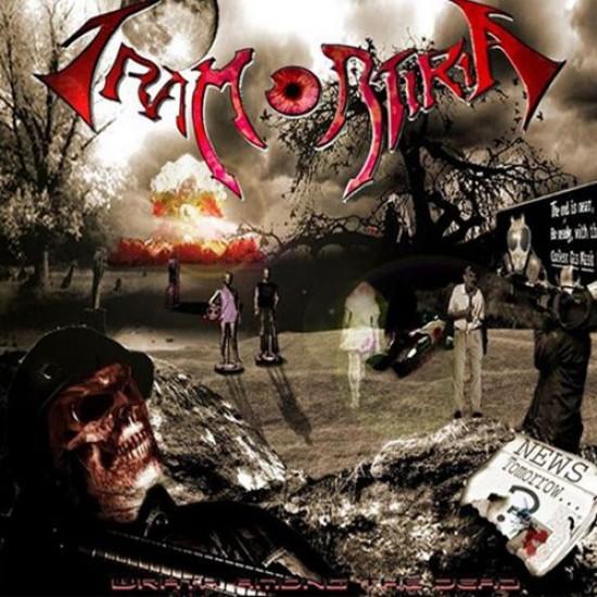 TRAMORTIRIA - Wrath Among The Dead CD