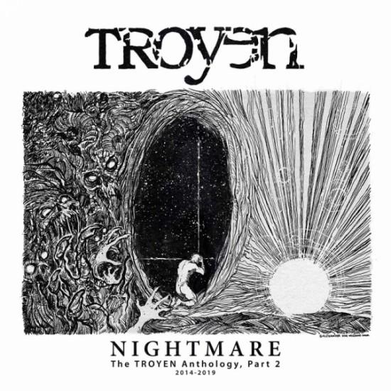 TROYEN - Nightmare (Anthology Part 2 2014/2019) Vinyl LP