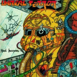 UNREAL TERROR - Hard Incursion CD