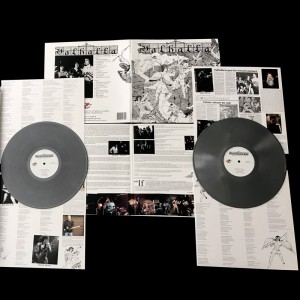 VALHALLA - Ultimate Anthology 84-86 Silver Vinyl