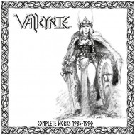 VALKYRIE - Complete Works 1985 - 1990 (USED!) CD