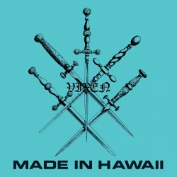 VIXEN - Made In Hawaii Blue Vinyl LP