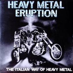 VARIOUS - Heavy Metal Eruption CD