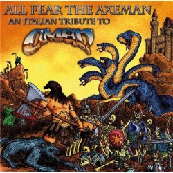 VARIOUS - All Fear The Axeman / A Tribute To Omen CD