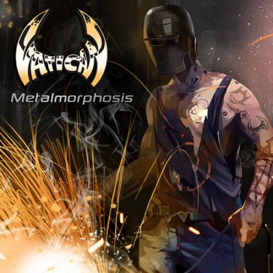 VATICAN - Metalmorphosis CD