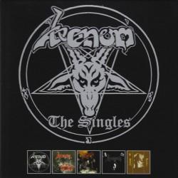 VENOM - The Singles 5xCD Box Set