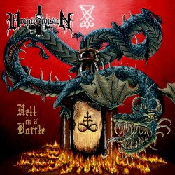 VOMIT DIVISION - Hell In A Bottle CD