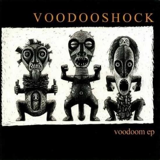 VOODOOSHOCK - Voodoom MCD
