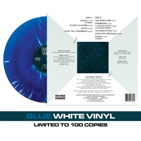 WHITEWING - Whitewing Vinyl LP