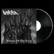 WIKKA - Beware Of The King Black Vinyl LP