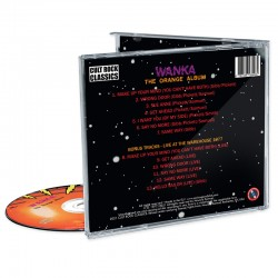 WANKA - The Orange Album SLIPCASE CD