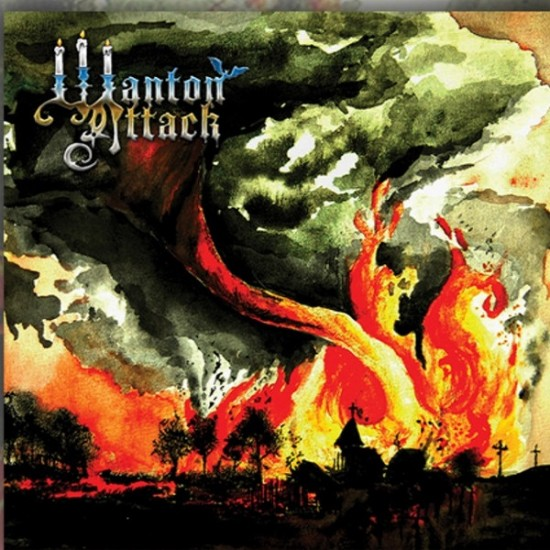 WANTON ATTACK - Wanton Attack CD
