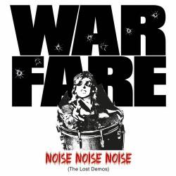 WARFARE - Noise Noise Noise (The Lost Demos) CD