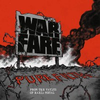 WARFARE - Pure Filth: From The Vaults Of Rabid Metal