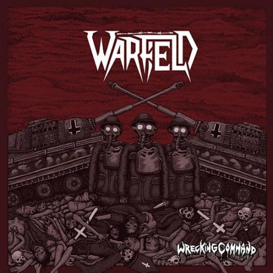 WARFIELD - Wrecking Command CD