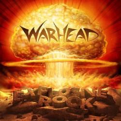 WARHEAD - Explosive Rock CD