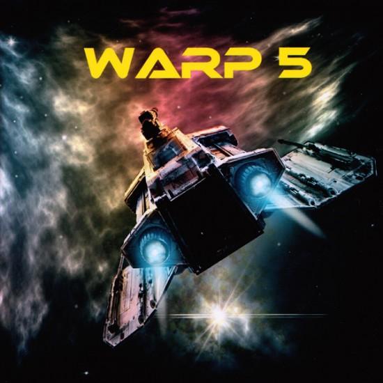 WARP 5 CD-R