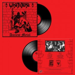 WHETSTONE - Ancient Metal Black Vinyl