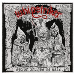 WHIPSTRIKER - Seven Inches Of Hell CD