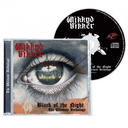 WIKKYD VIKKER - Black Of The Night SLIPCASE CD