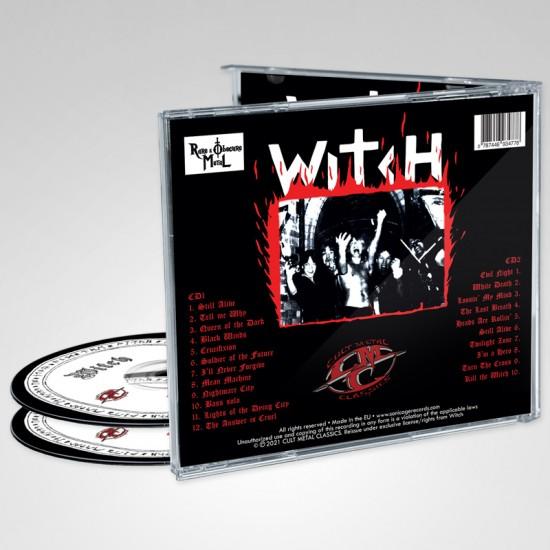 WITCH - Still Alive? SLIPCASE 2CD
