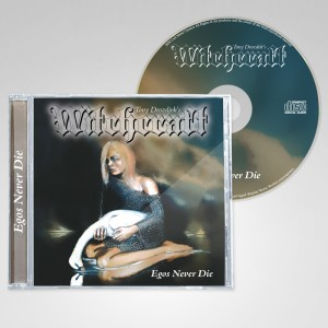 WITCHCRAFT (Tony Drozdjek's) - Egos Never Die (Pre-Order)