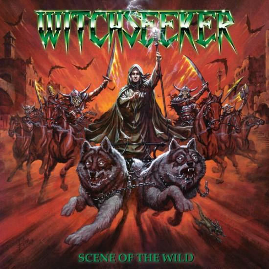 WITCHSEEKER - Scene Of The Wild Black Vinyl LP